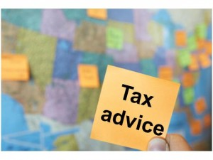 Income tax Advice